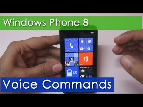 how to answer phone with voice command