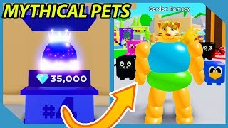 Buying The Most Expensive Pet In Roblox Om Nom Simulator