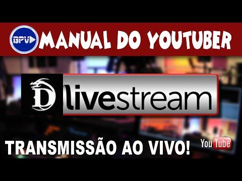 Como fazer uma Transmissão AO VIVO no Youtube com o Hangouts thumbnail
