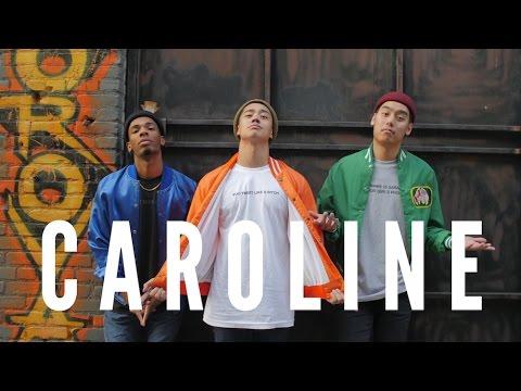 Caroline by Aminè | Choreography by Brian Puspos | @heyamine @brianpuspos @vgxog