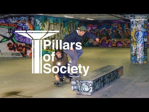 """Pillars of Society"", and edit supporting Long Live Southbank"