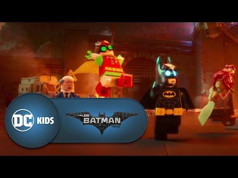 THE LEGO BATMAN MOVIE TRAILER 4