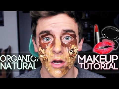 Organic / Natural Makeup Tutorial | Connor Franta