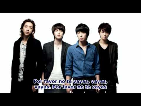 Cnblue - Intuition Sub Español video