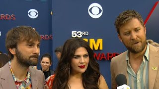 Download Lagu ACM Awards red carpet: Country music stars return to Las Vegas 6 months after shooting Gratis STAFABAND