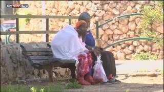 اشتباكات بين شرطة إسرائيل ويهود الفلاشا