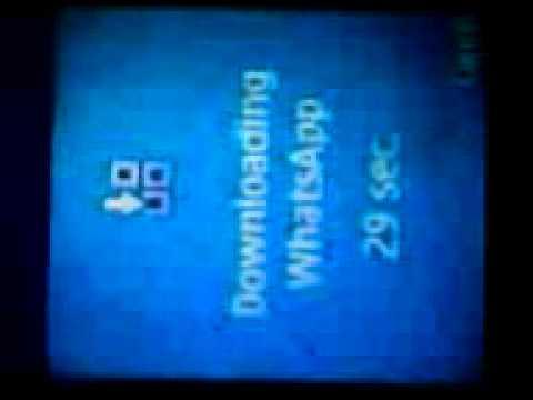 whatsapp for Nokia X2-02
