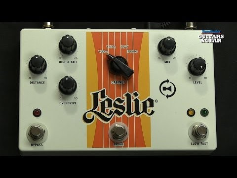 Hammond Digital Leslie Pedal Demo - Sweetwater Guitars and Gear, Vol. 59