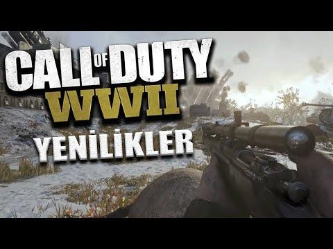 CALL OF DUTY: WWII OYNADIK! Multiplayer Modlar - İlk izlenim