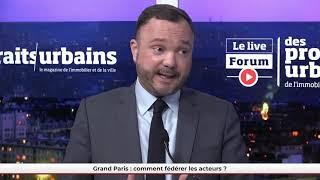 FPU LIVE -  Grand Paris : comment fédérer les acteurs ?