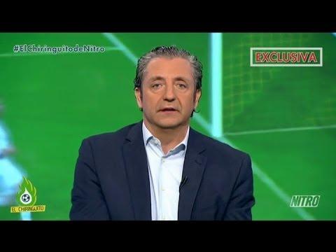 El Chiringuito de Jugones - Josep Pedrerol: