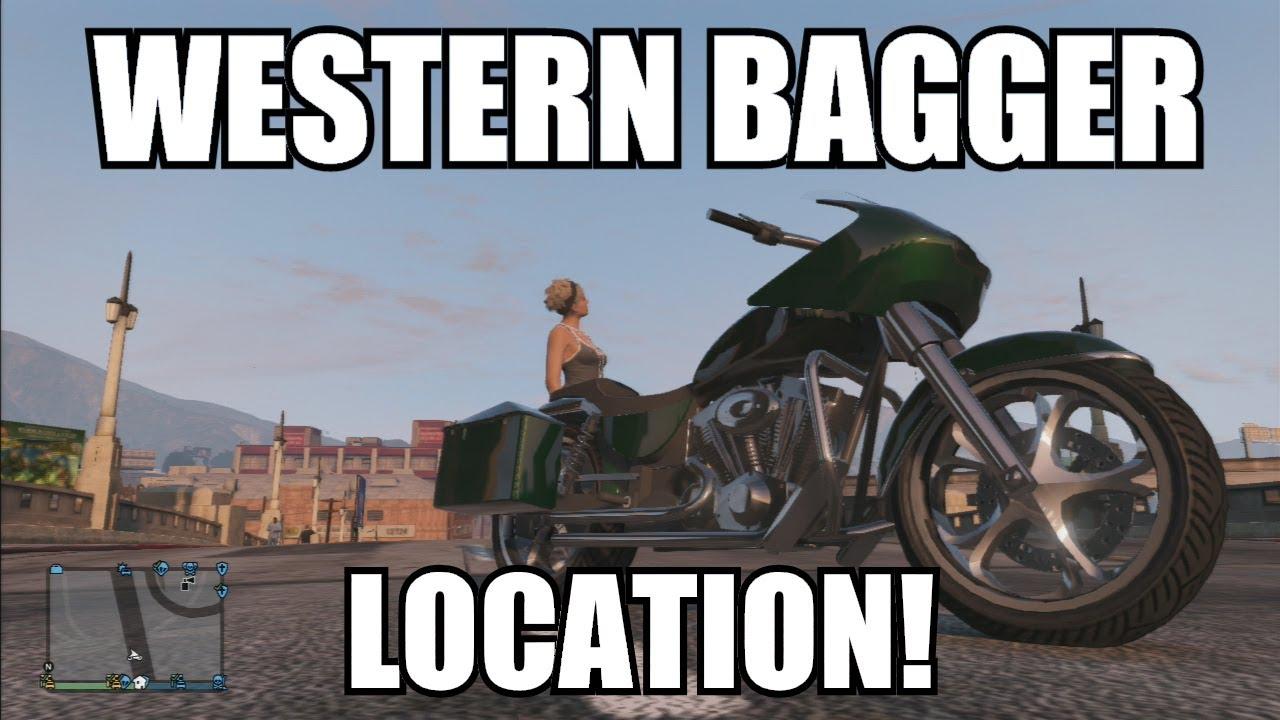 Western Bagger Gta Online Location Gta v Online Western Bagger