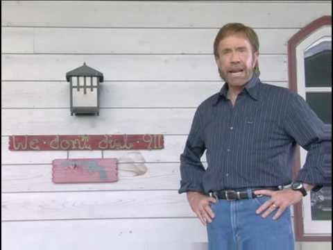 Chuck Norris: An Outlaw's Worst Nightmare?