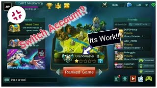 download lagu How To Switch Account In Mobile Legends Fixed + gratis