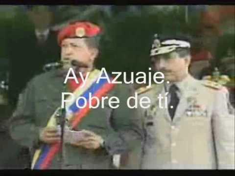Chávez hace el Ridículo en Desfile Militar - Junio 24, 2007