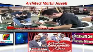 Architect Martin Joseph unique Web -TV