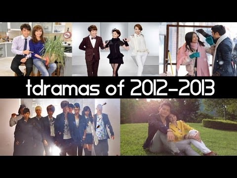 Top 5 New Taiwanese Dramas of 2012 - 2013 - Top 5 Fridays