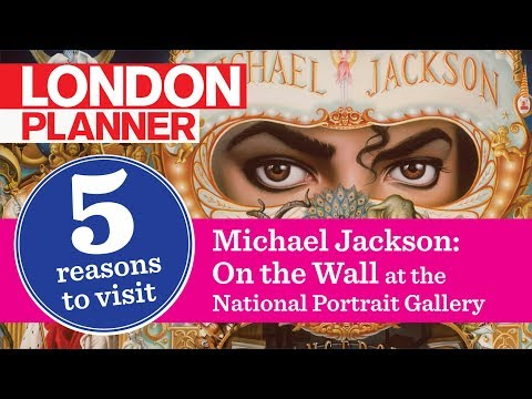 5 Reasons to Visit Michael Jackson: On the Wall at the National Portrait Gallery
