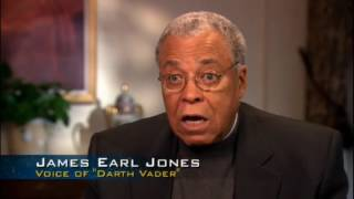 "James Earl Jones recalls ""Luke, I am your father."""