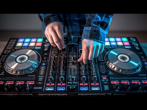 Andy Kaston - Electro Mash-Up (Pioneer DDJ SX2)