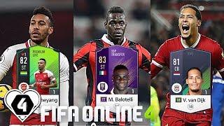 FIFA ONLINE 4: BUILD & TEST Đội Hình 10Tr BP BÁ ĐẠO NHẤT Trong Tầm Giá - ShopTayCam.com