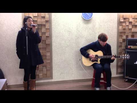 Sixpence Non The Richer - Kiss Me (Amateur Band Cover)