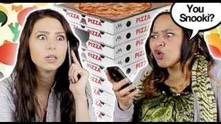 Snooki's RATCHET Pizza?