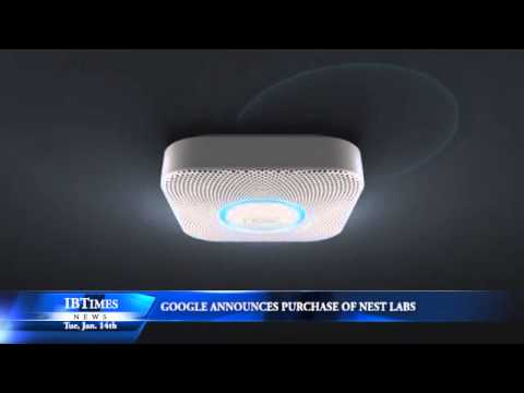 Google Announces Purchase of Nest Labs