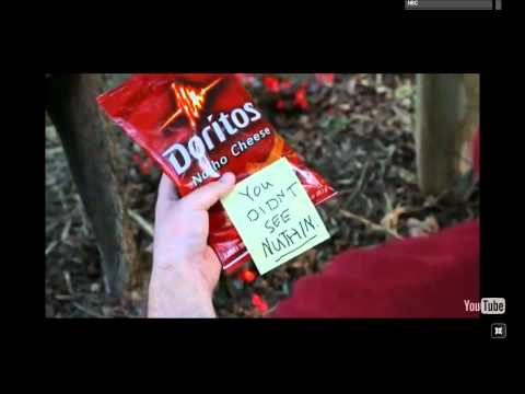 Doritos Super Bowl Commercial Dead Cat Bribe