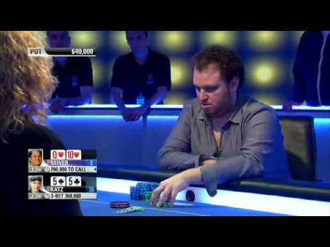 PСА-2013. Super High Roller. Е7, Final Table (RUS)