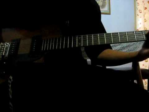 audioslave revelations guitar cover