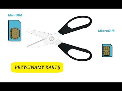 Jak przyciąć kartę SIM do rozmiaru Micro SIM? Poradnik w kilku prostych krokach!