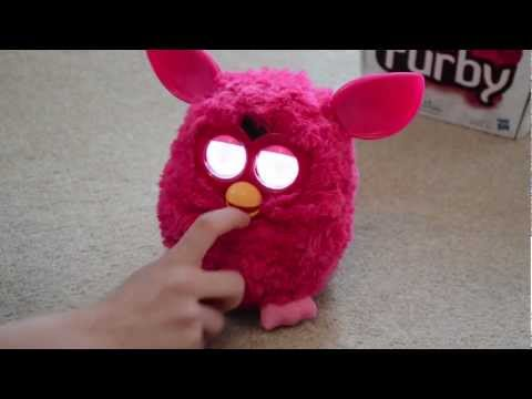 *NEW* Furby (2012) Demonstration