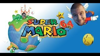 🔴Super Mario 64 - Turnback Tuesdays (PART 3) [Live Stream]🔴