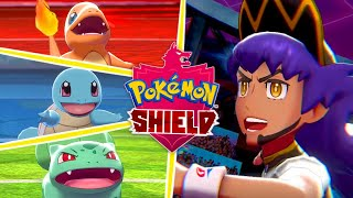 Can You Beat Pokemon Shield Using ONLY The Kanto Starters