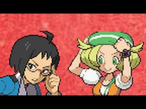 Pokemon Black Walkthrough 02 – The Friendly Rivals