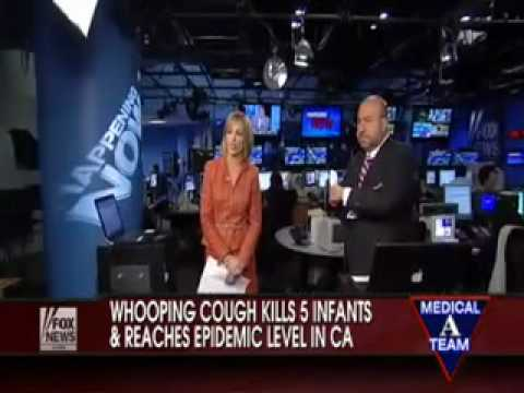 Whooping Cough Epidemic Discredits Anti Vaccination Cause - Part 1