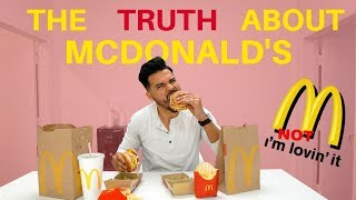 I BOUGHT EVERYTHING FROM THE MCDONALDS MENU ! * 30,000 Calories *