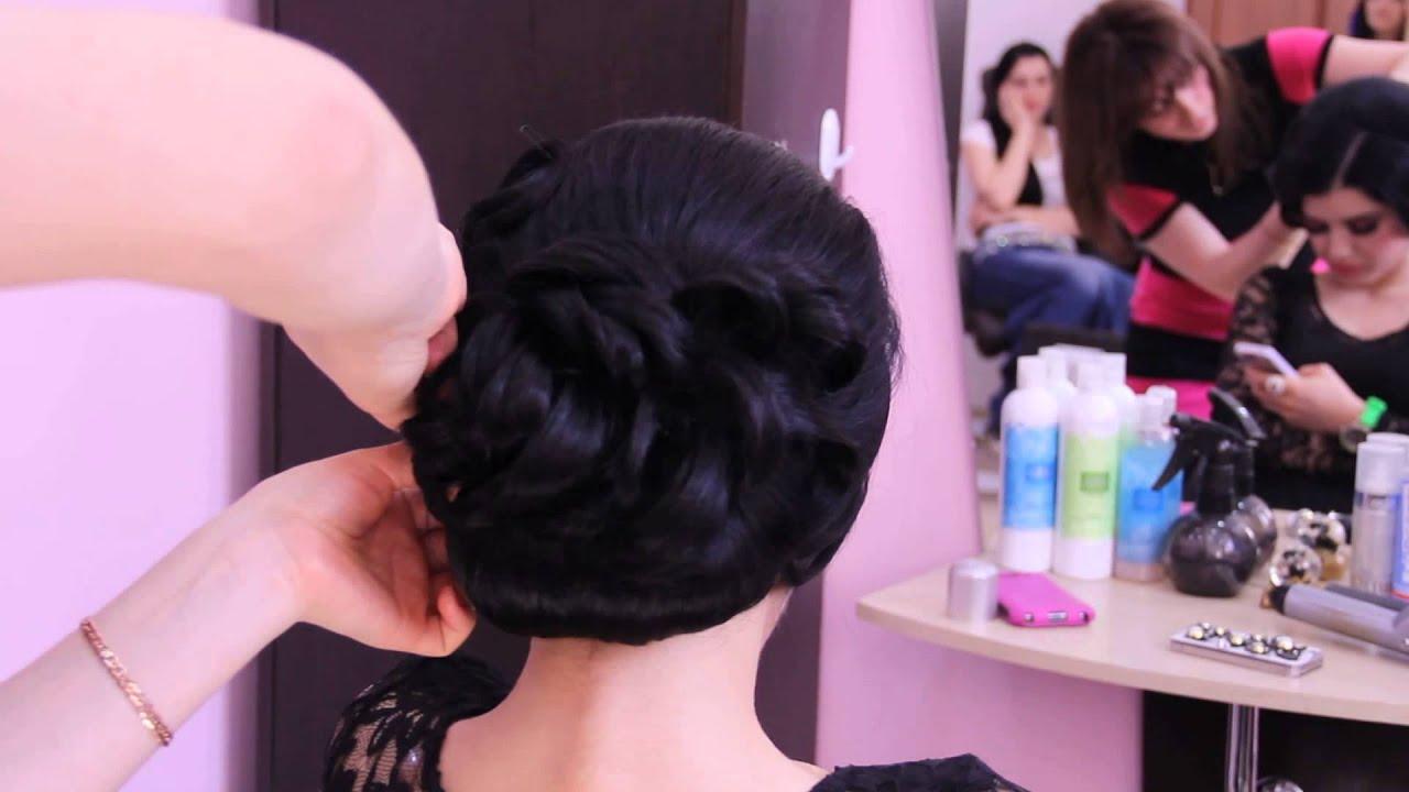 Прически для волос афродита