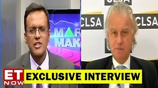 CLSA's Chris Wood backs Modi, says govt right in asking RBI for easing of policy | ET Now Exclusive