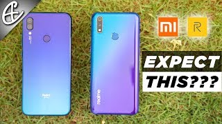 Realme 3 Pro vs Redmi Note 7 Pro SpeedTest - Can You Predict the Result?