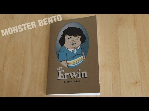 Lil' Erwin - An Autobiographical Comic by Erwin Ledford - Quick Look/Review