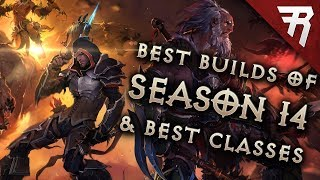 Diablo 3 Season 14 Best Builds and Best Class (Diablo 3 2.6.1)