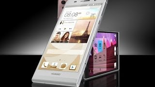 Overview smartphone Huawei Ascend P6 C00(обзор смартфона)