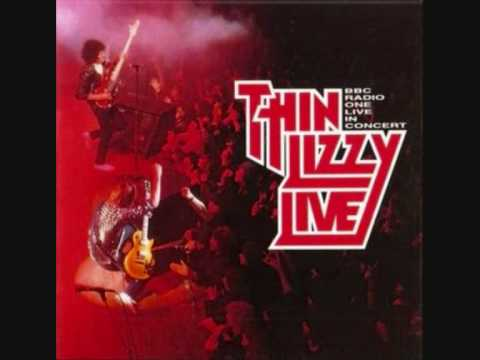 Thin Lizzy - A Night In The Life Of A Blues Singer (Live from Reading Festival)