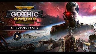 Battlefleet Gothic: Armada 2 - Battle Gameplay Overview with Dev