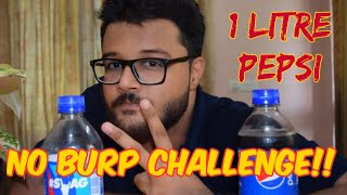 NO BURP CHALLENGE !!! - 1 LITRE OF PEPSI..FIRST TIME IN MALAYALAM