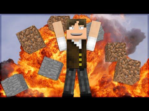Minecraft: A MÁQUINA DE DESTRUIÇÃO! (BUILD BATTLE)