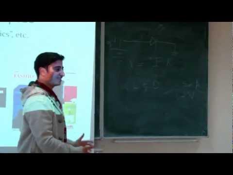 Seminar : Hardware hacking by Mr.Waseem Alkhaier @ KFUPM