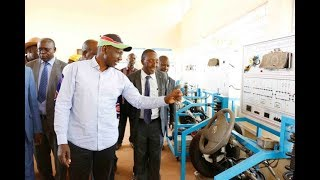 DP Ruto urges Governors and MCA's not to rush to the Courts if faced with a budget impasse